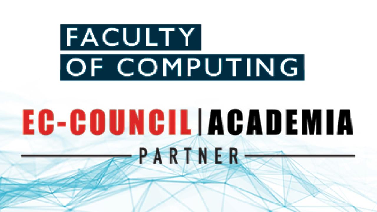 Metropolitan College's Faculty of Computing becomes an EC-Council Academia member