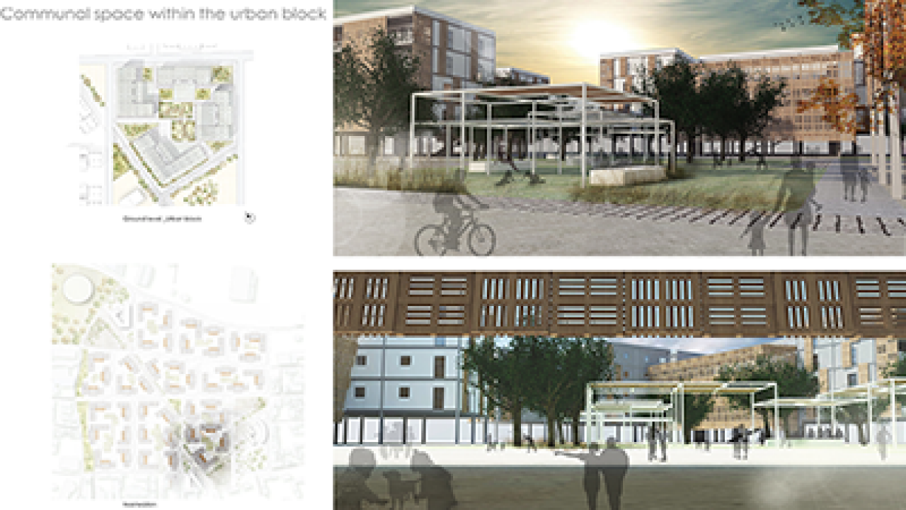 Faculty of Architecture graduates nominated for RIBA's President's Medal