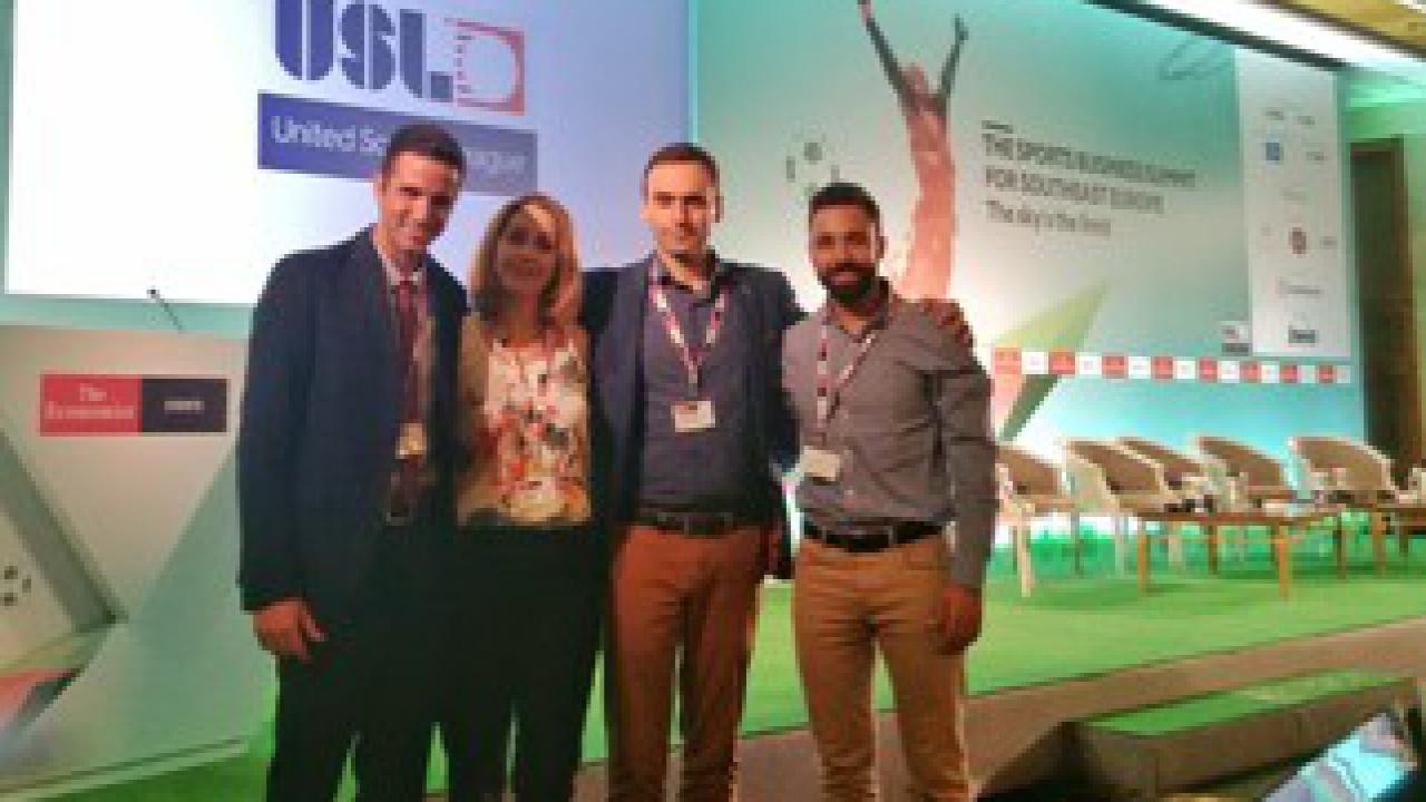 Η Σχολή Αθλητισμού & Φυσικής Αγωγής στο Συνέδριο The Economist Sports Business Summit for Southeast Europe