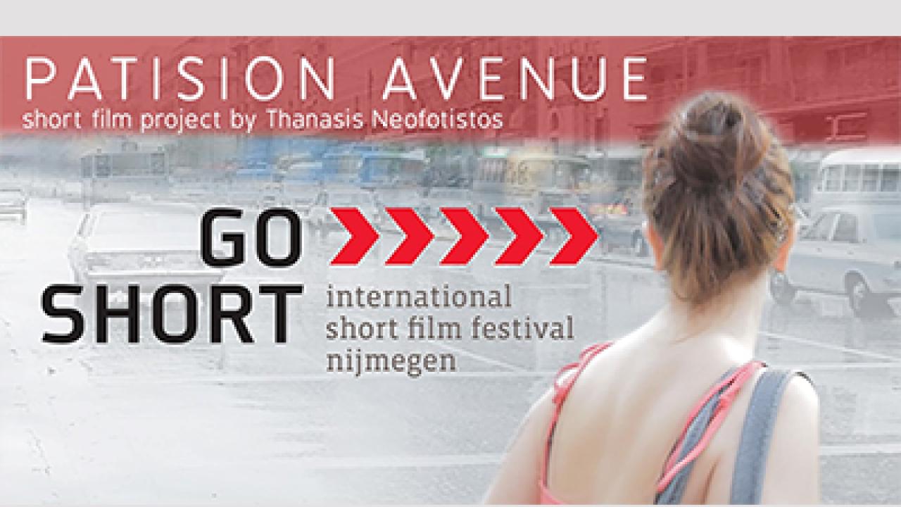 International distinction for Film Directing graduate Thanassis Neofotistos