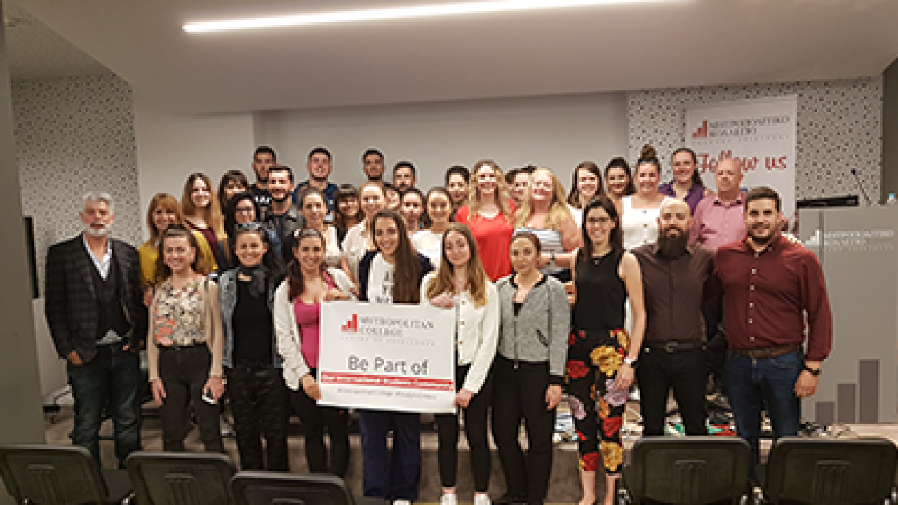 Metropolitan College welcomes Podiatry faculty and students from Queen Margaret University
