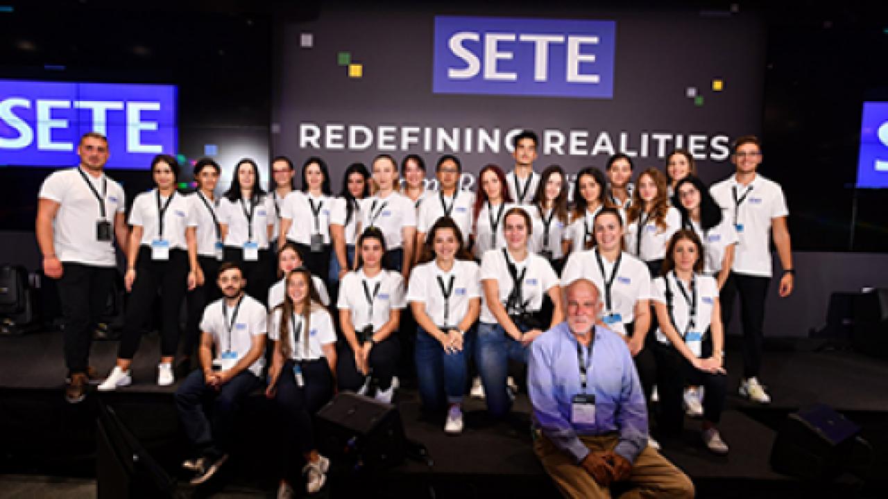 Το Μητροπολιτικό Κολλέγιο στο Ετήσιο Συνέδριο του ΣΕΤΕ 2019